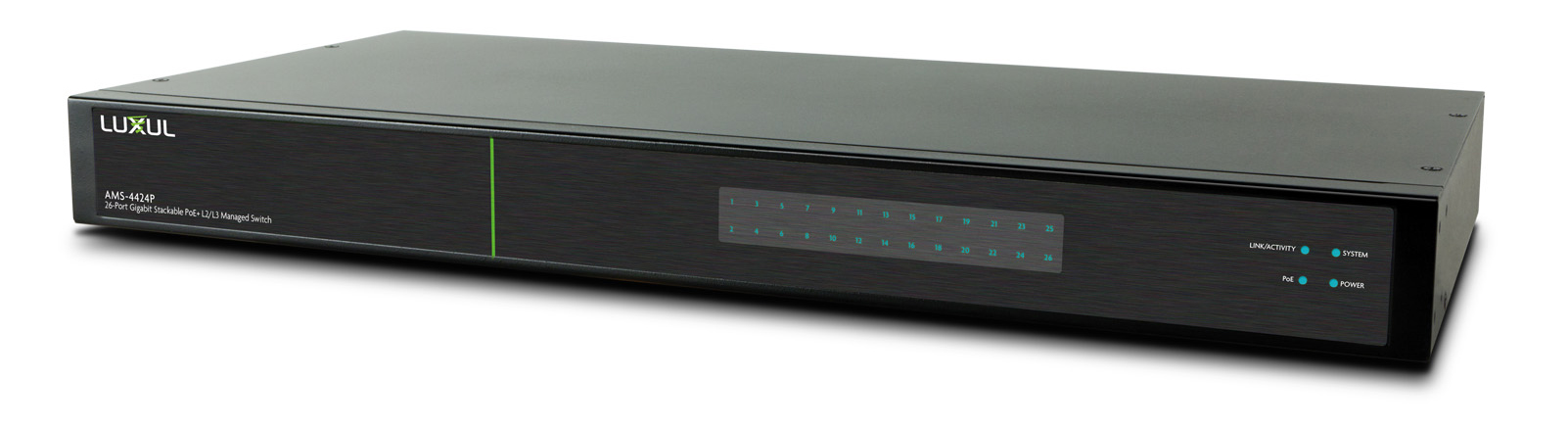 Network switches for just add power hdmi over ip systems